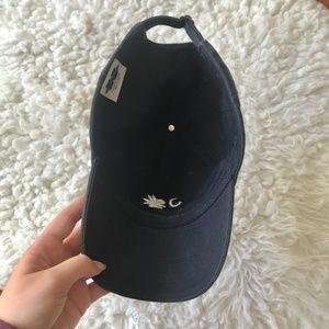 Accessories - Charleston Navy Adjustable Hat